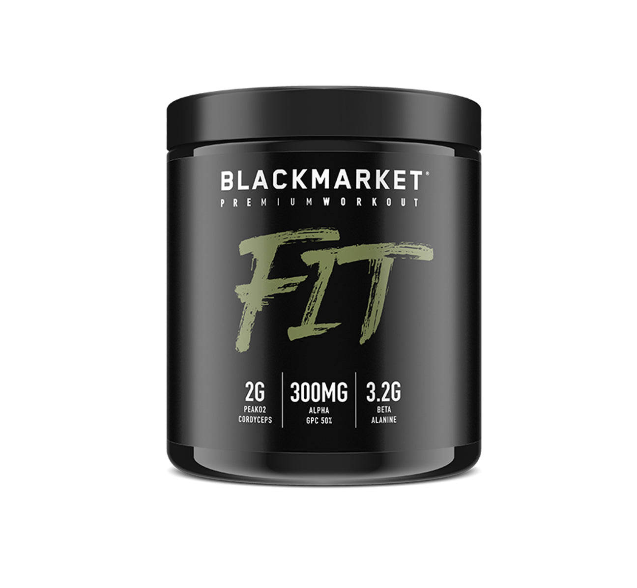 FIT: Pre-Workout