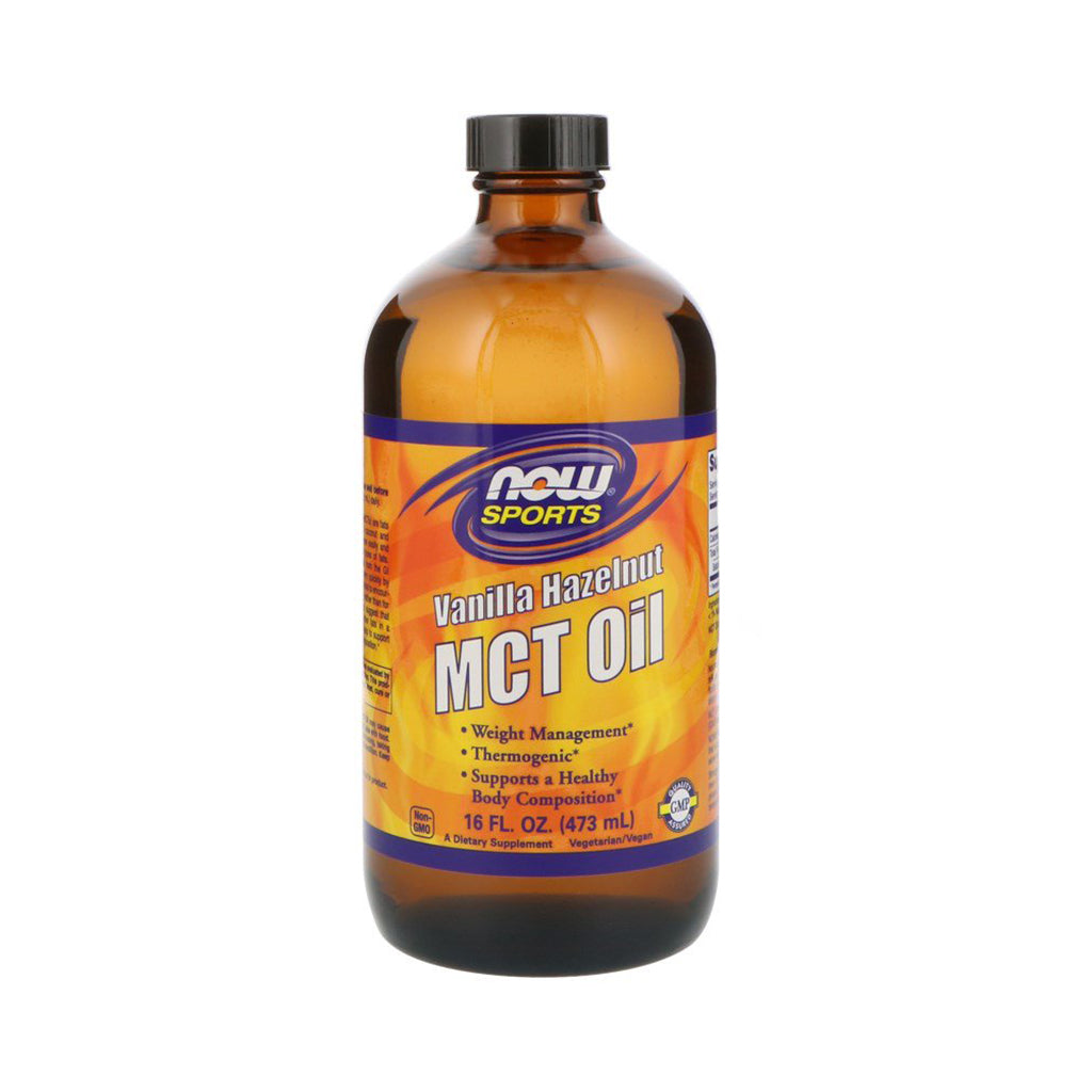 MCT Oil Liquid - Flavored