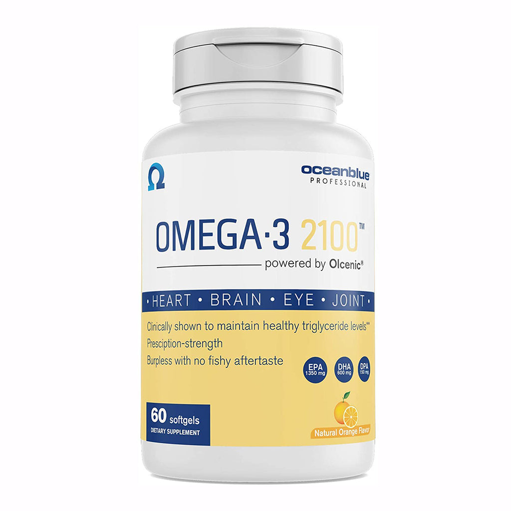 Omega-3 Professional 2100mg - Softgels