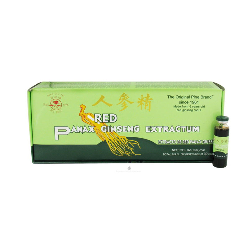 PINE BRAND RED PANAX GINSENG EXTRACT