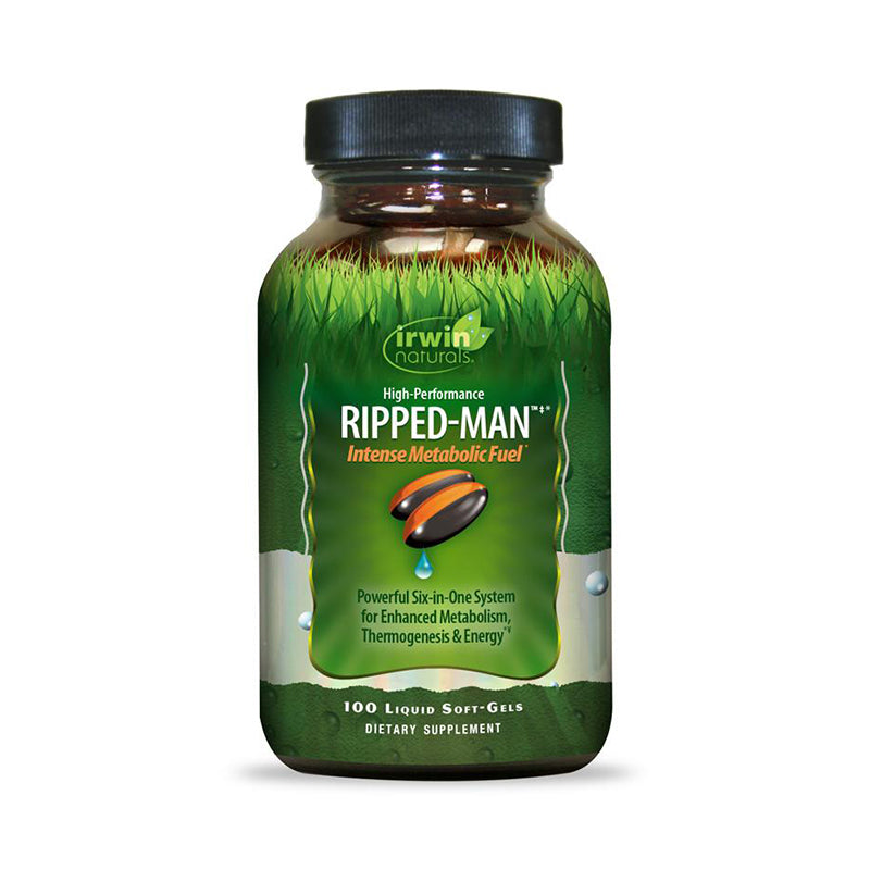 High-Performance Ripped Man