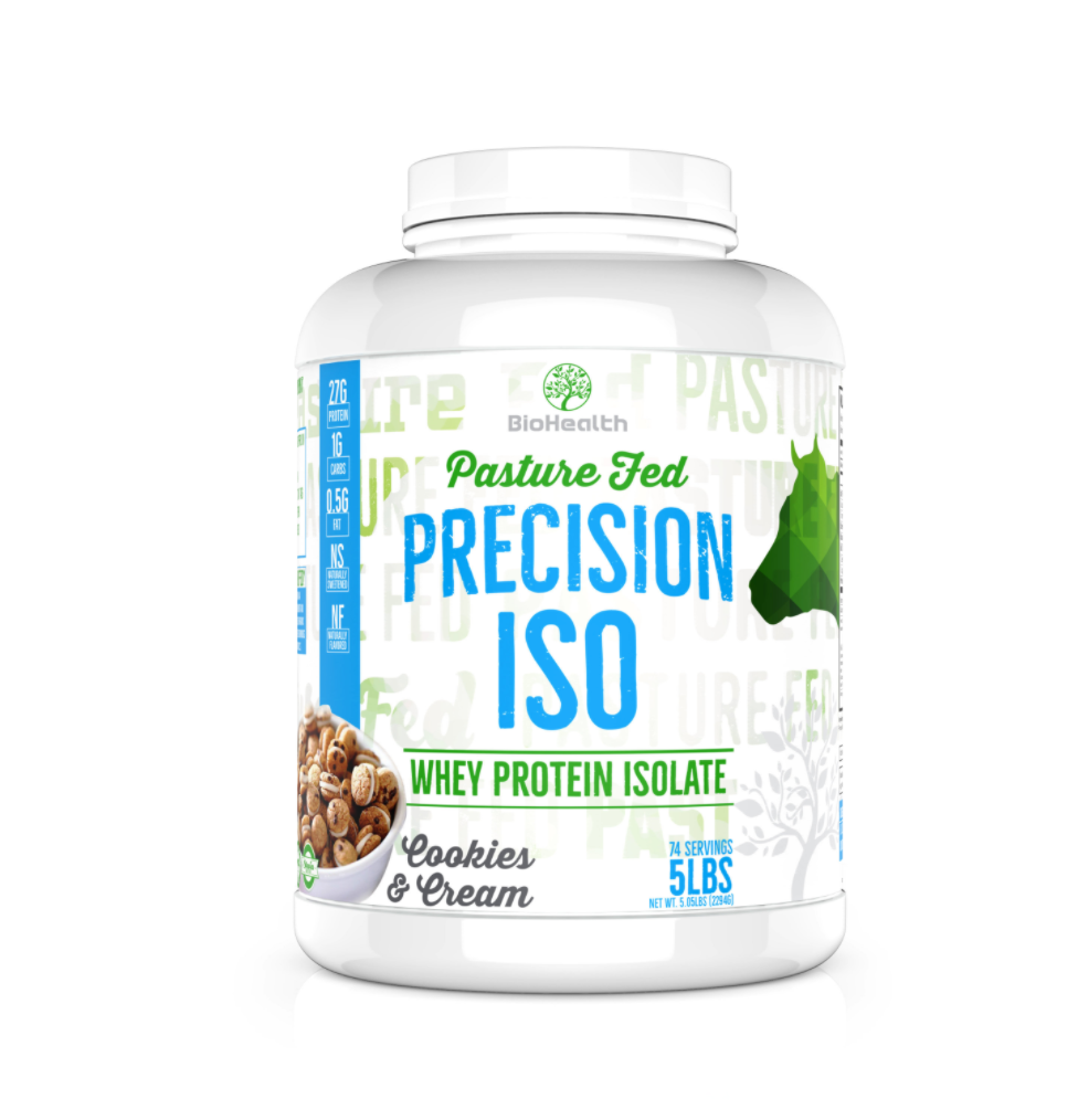 Precision ISO - Pasture Fed Whey Protein Isolate