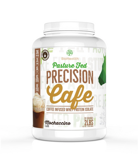 Precision Cafe ISO - Pasture Fed Whey Protein Isolate
