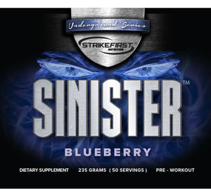 Sinister - Pre Workout
