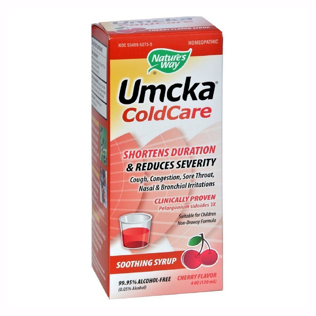 Umcka ColdCare Soothing Syrup