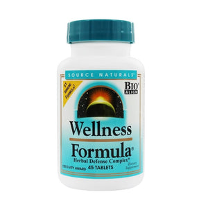 Wellness Formula - Tablets