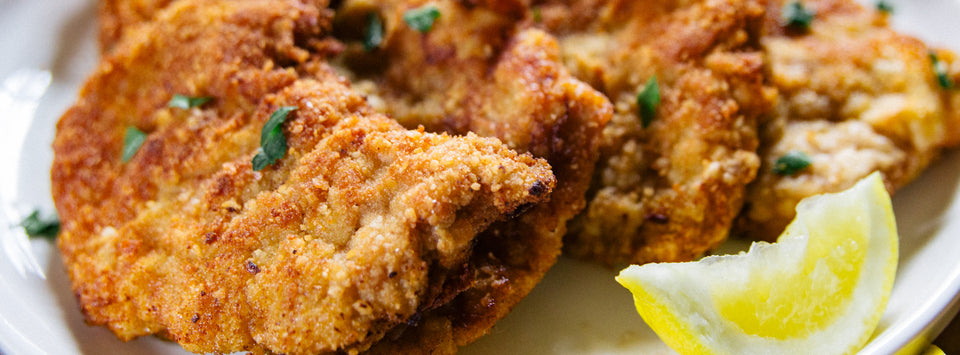 Fried Pork Cutlets