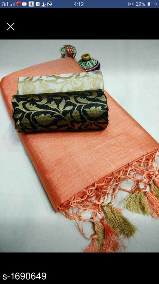 Vardaniya Ravishing Chanderi Cotton Sarees Vol 1