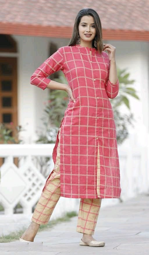 Aagyeyi Fashionable Women Kurta Sets