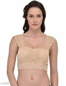 Women's Solid Lace Blouses Vol 1