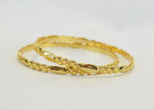 Simple and trendy bangle - Bangle by Shrayathi