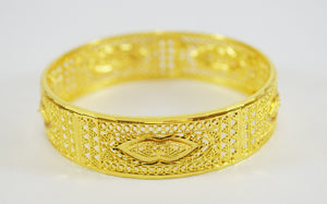 Classic kada bangle - Bangle by Shrayathi