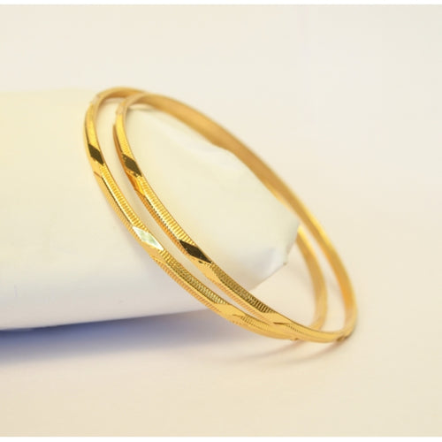 Simple dailywear bangle - Bangle by Shrayathi