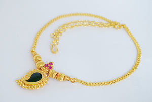 Green Mango Necklace