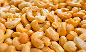 Roasted & Salted Premium Quality W240 Grade Cashew Nuts -  by Shrayathi