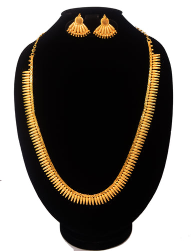 Long mullamott necklace