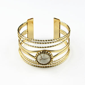 Wide Bracelets & Bangles for Women -  by Shrayathi
