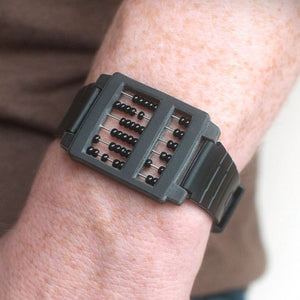 Abacus Wristwatch