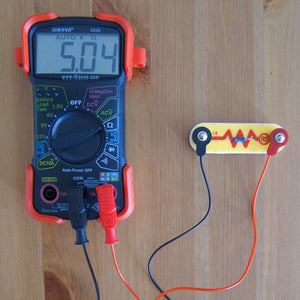 Snap Circuits Multimeter