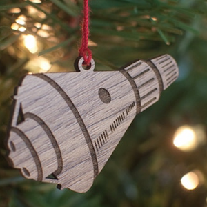 Kickstarter: Space Ornaments