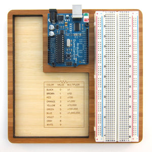 Bamboo Prototyping Board