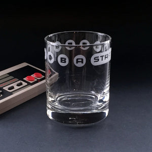 Konami Code Glass