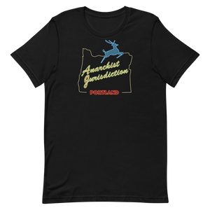 Anarchist Jurisdiction T-Shirt