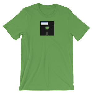 Floppy Disc Love T-Shirt