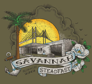 SAVANNAH TEE OR TANK