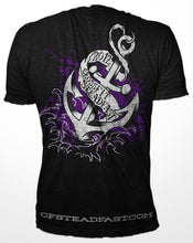 SIGNATURE ANCHOR TEE