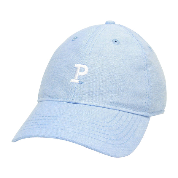 Princeton - Oxford Cloth - Small P - Hat