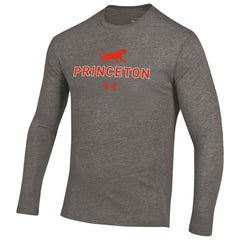 Princeton - Under Armour - Tri-Blend - L/S - Tee