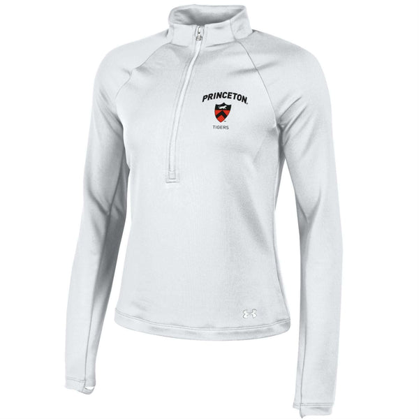 Princeton - Women's - Under Armour - French Terry - 1/2 Zip - Fleece Jacket