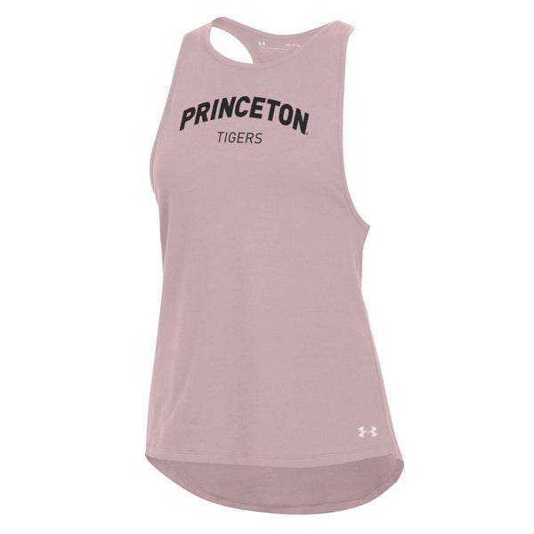 Princeton - Women's - Under Armour - Charged Cotton - Tank
