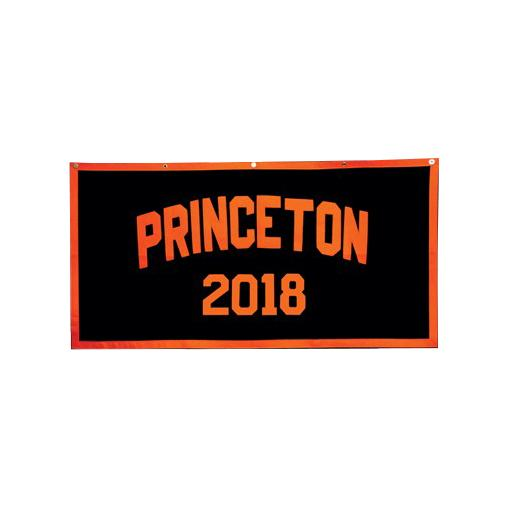 Princeton Class of 2018 Banner