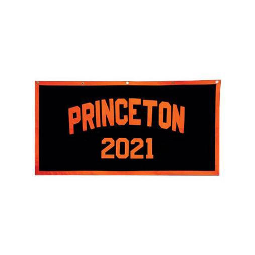 Princeton Class of 2021 Banner