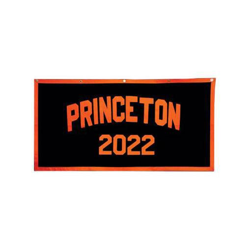Princeton Class of 2022 Banner