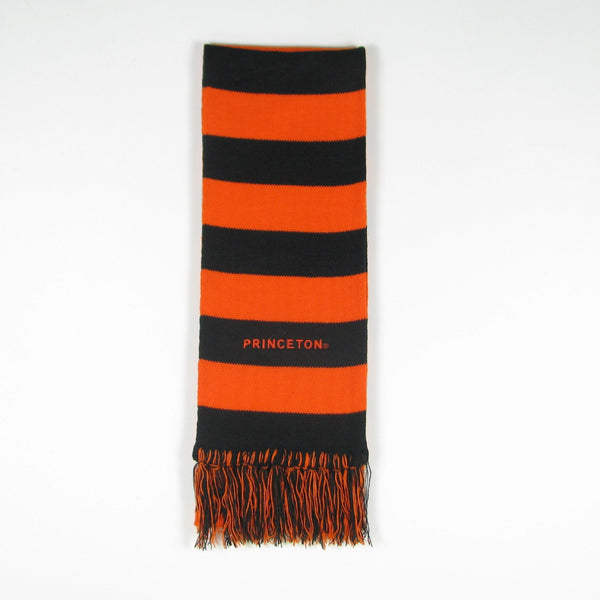 Rugby Stripe Wide Scarf