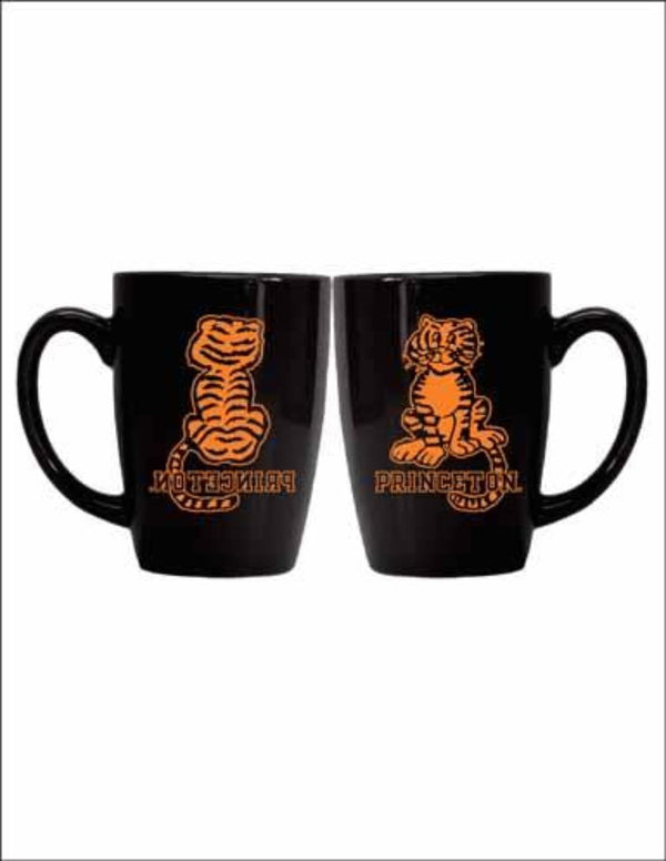 Coming & Going Tiger Mug - 15 oz.