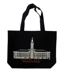 Princeton Canvas Nassau Hall Totebag