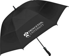 "Princeton 62"" Golf Vented Umbrella (Black)"