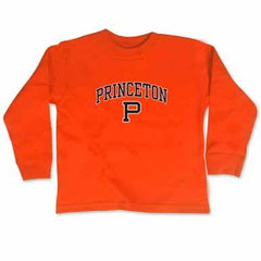 Princeton - Toddler - Long Sleeve Arch Tee