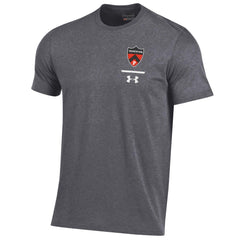Princeton - Under Armour - Charged Cotton - Left Chest Shield - Tee