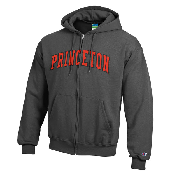Princeton - Versa Twill - Full Zip - Hooded Sweatshirt
