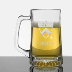 Shield Glass Stein - 25 oz.