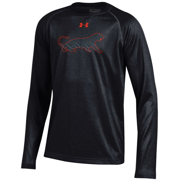 Princeton - Under Armour - Youth - Long Sleeve - Tech Tee