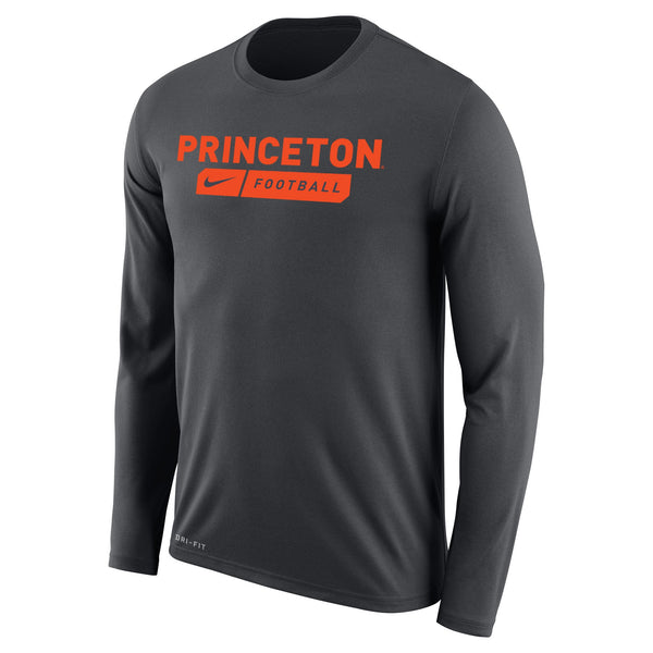 Princeton - Nike - Dri-Fit - Football L/S Tee