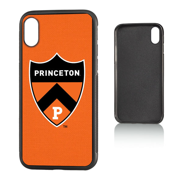 Princeton Bumper iPhone X Case - Orange