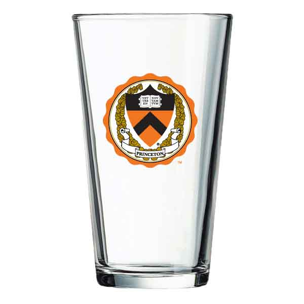Full Color Decal Pint Glass - 16 oz.