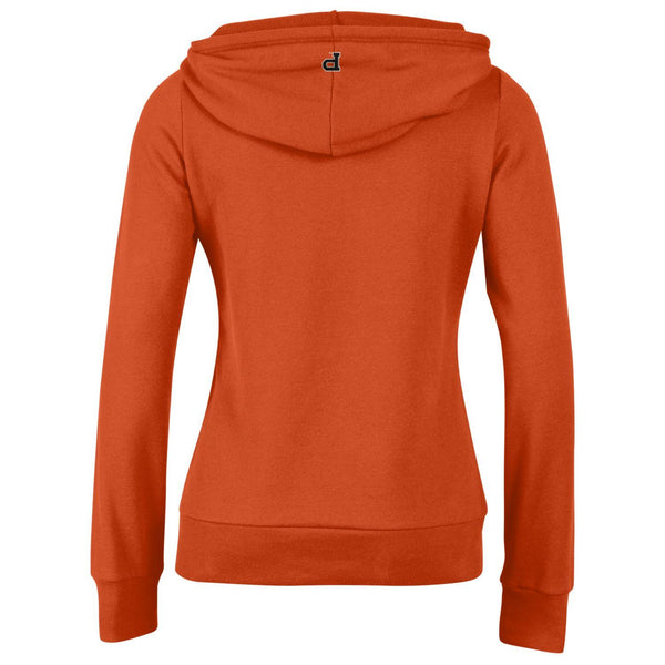 Champion Women's Screen Print Mascot Tiger Hoody